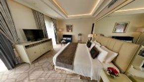 Presidential Suite-Bedroom B