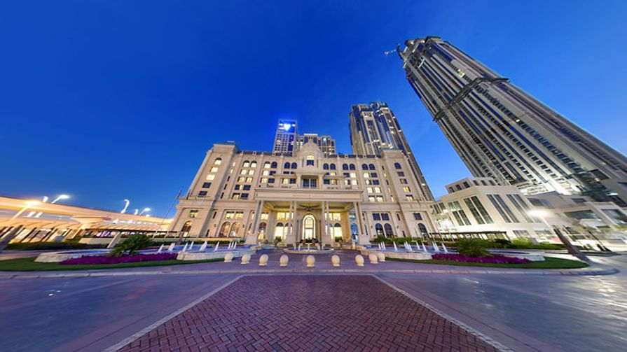 Habtoor Palace LXR Hotels - Resorts