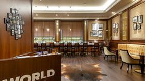 Habtoor Palace LXR Hotels Resorts - World cut steakhouse