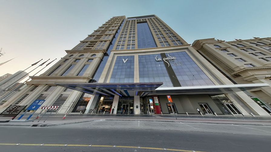 V Hotel Dubai Curio Collection by Hilton