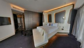 King mega suite-Bedroom