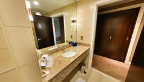 Executive Premium Room -Bathroom