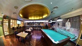 Moscow Hotel - Hero s Sports Bar