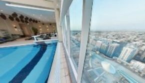 Rooftop Swimming Pool-View 1