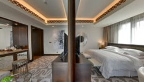 Junior Suite-Bedroom - 1