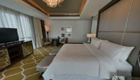 Presidental Suite-Bedroom A