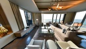 Two Bedroom Ocean Terrace Suite-Living Area - 1