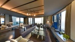 Presidential Suite-Living Area - 2