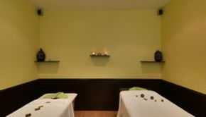 Massage room- -
