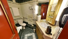 Single Room-Bathroom