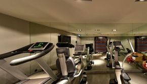 Gym (Fitness Room)--