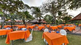 BALI TROPIC RESORT SPA - Outside Dining