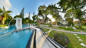 BALI TROPIC RESORT SPA - Sunken Pool Bar