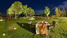SWISS BELRESORT PECATU - Private Romantic Dinner