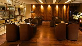 Crystal Sarovar Premiere - Tea Lounge