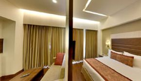 Premium Suite Room-Bedroom - 1