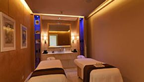 Spa-Couple Massage Room