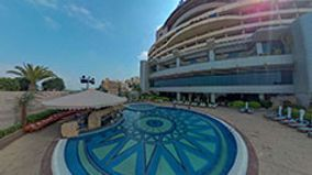 Le Royal Beirut Hotel - Jardin Du Royal Pool Area