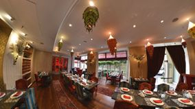 Warwick Palm Beach - Al Hindi Restaurant