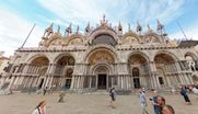 St Mark s Basilica View 1