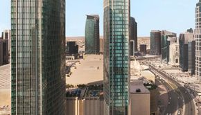 JW Marriott Marquis City Center Doha