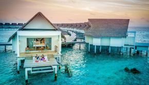 Centara Grand Island Resort Spa Maldives All Inclusive