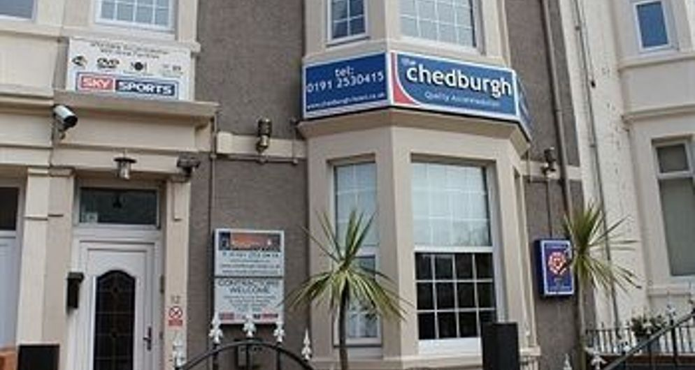 The Chedburgh Hotel Whitley Bay