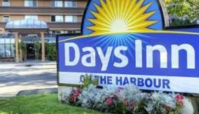 DAYS INN VICTORIA ON THE HARBR