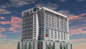 SpringHill Suites Nashville Downtown Convention Center