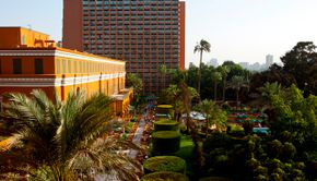 CAIRO MARRIOTT HOTEL CASINO