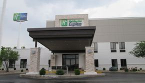 HOLIDAY INN EXP CLOVERDALE