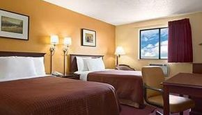 HOWARD JOHNSON INN FORT WAYNE
