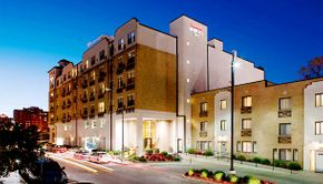 RESIDENCE INN PLAZA MARRIOTT