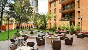 RESIDENCE INN DWTN MARRIOTT