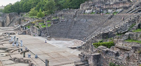 Amphitheatre of the Three Gauls