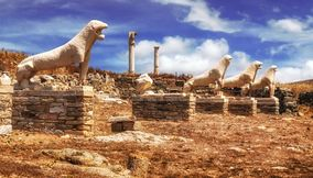 Ancient Delos