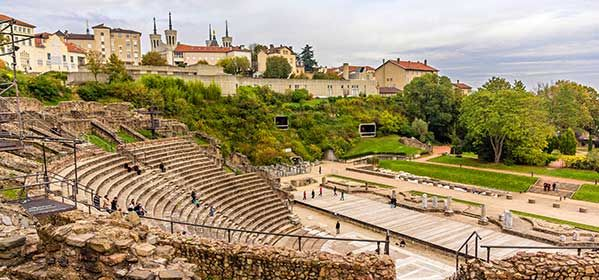 Ancient Theatre of Fourvière, Odeon of Lyon