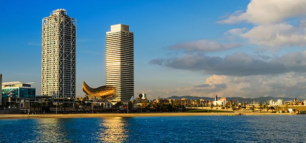 Arts and Mapfre Towers