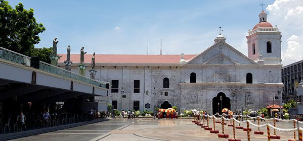 Basilica of the Santo Nino