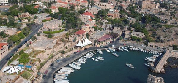 Byblos the town