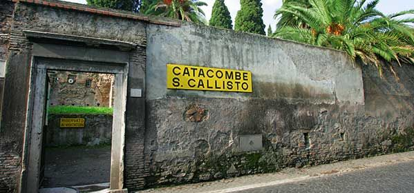Catacombe of San Callisto