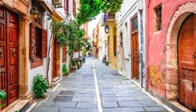Charming Streets of Old Town
