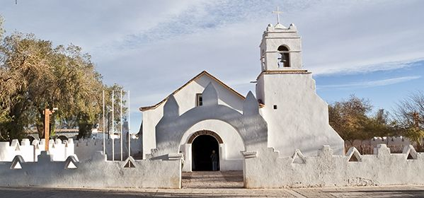 Church of San Pedro de Atacama