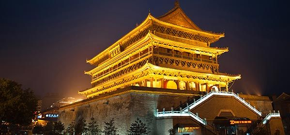 Drum Tower of Xi an