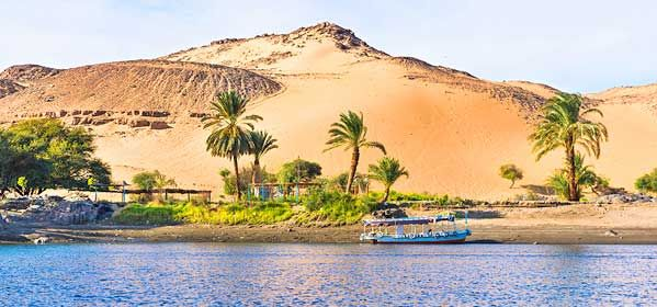 First Cataract of the Nile