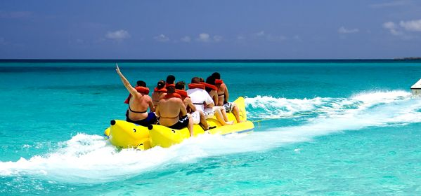 Fun Beach Water Sports