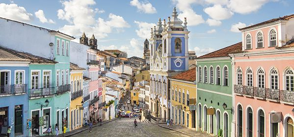 Historic Centre of Salvador de Bahia Pelourinho