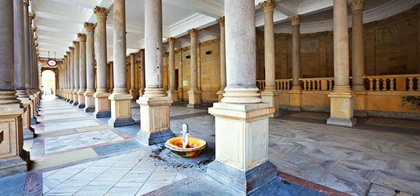 Hot Spring Colonnade