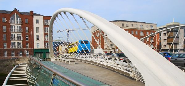 James Joyce Bridge