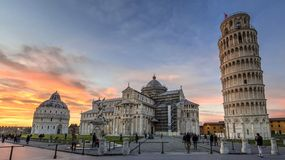 360 Leaning Tower of Pisa